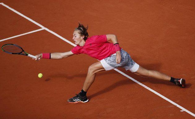 Syn někdejší české tenisové jedničky Sebastian Korda.