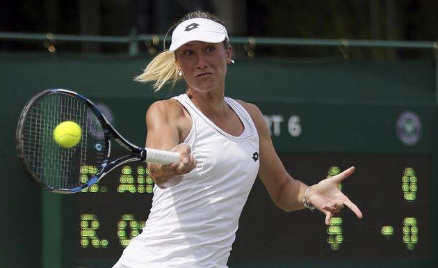 Denisa Allertová postoupila ve Wimbledonu po bitvě do 2. kola.