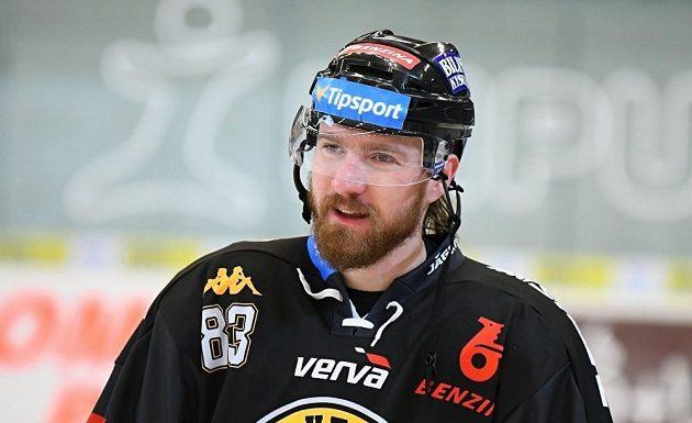 Lukáš Kašpar se vrátil do Brna v dresu Litvínova a zažil hodně povedený večer.