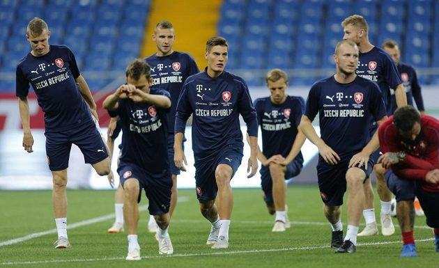 Český tým chce napravit selhání s Ukrajinou