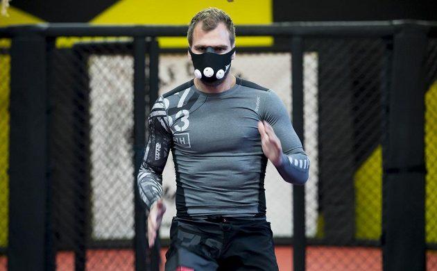 André Reinders a fyzická zátěž. Bojovníci MMA vědí, o čem je řeč.