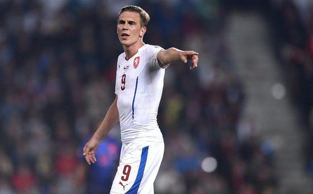 Bořek Dočkal vstřelil v utkání kvalifikace ME 2016 s Nizozemskem důležitý úvodní gól.