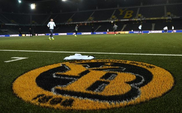 Stadión Stade de Suisse v Bernu.