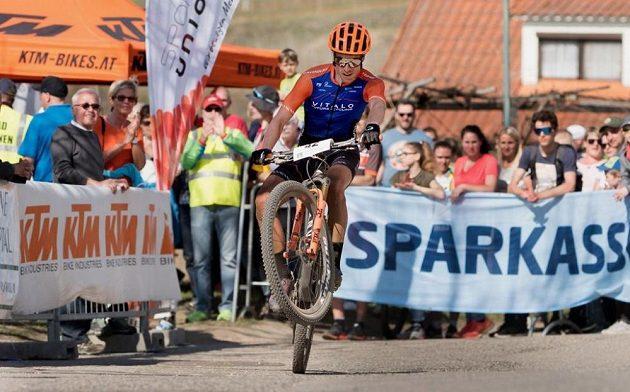 Martin Stošek z týmu Vitalo Future Cycling.