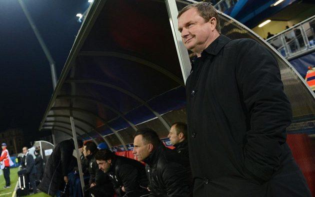 Poslední zápas Pavla Vrby na lavičce Plzně.