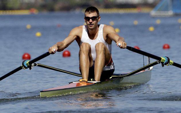 Skifař Ondřej Synek má další medaili z olympiády.