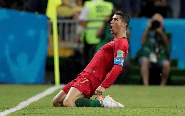 V hlavní roli byl na startu MS v portugalském týmu podle očekávání Cristiano Ronaldo.