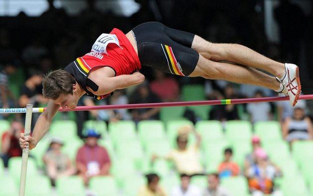 Vážné onemocnění belgického vícebojaře Thomase van der Plaetsena odhalily zvýšené hodnoty dopingového testu.