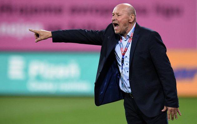 Nový trenér Viktorie Plzeň Miroslav Koubek.