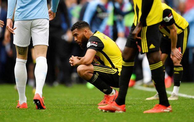 Fotbalisté Watfordu neměli proti Manchesteru City šanci