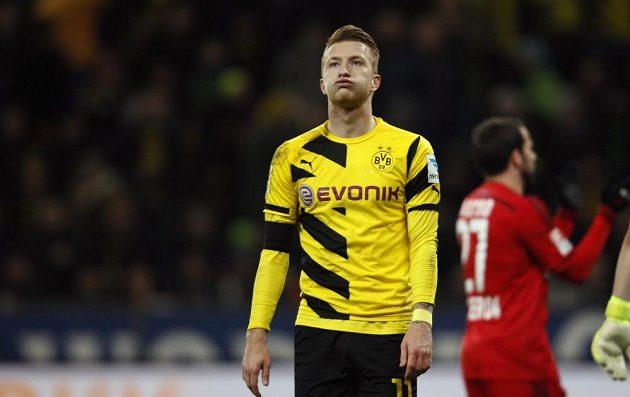 Marco Reus z Borussie Dortmund.
