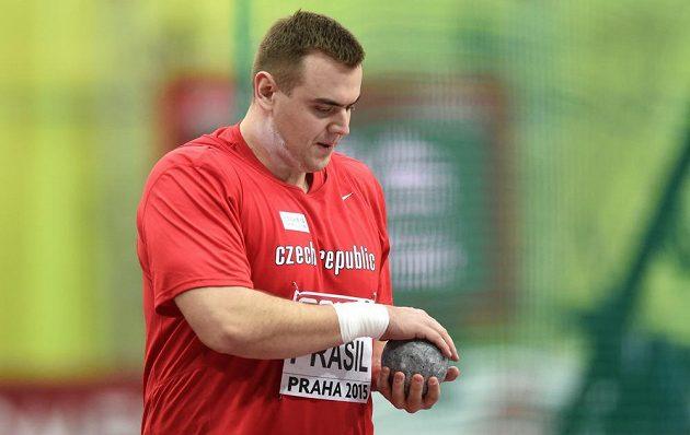 Koulař Ladislav Prášil se chystá na svůj kvalifikační pokus na HME.