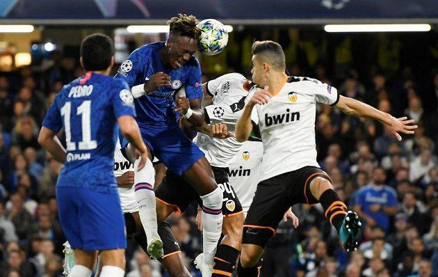 Chelsea hostila ve svém úvodním zápase Ligy mistrů Valencii