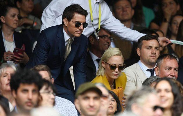 Z celebrit při finále usedl do hlediště třeba i Tom Cruise.