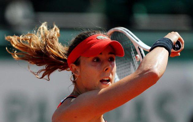 Francouzka Alizé Cornetová postoupila přes Barboru Strýcovou do 3. kola French Open.