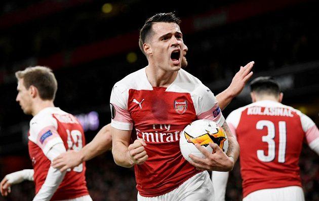 Arsenal měl skvělý vstup do utkání