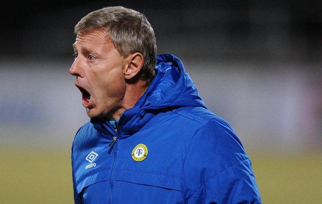 Teplický trenér Zdeněk Ščasný