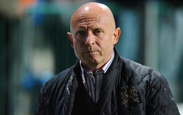 Mladoboleslavský trenér Karel Jarolím po utkání 22. kola Gambrinus ligy s pražskou Slavií.