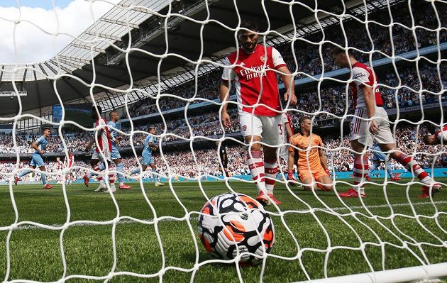 Arsenal inkasuje další branku