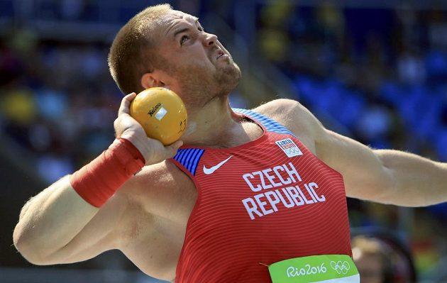 Koulař Tomáš Staněk do olympijského finále nepostoupil.