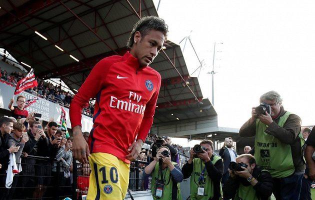Nastoupí Neymar do svého prvního zápasu za Paris Saint-Germain?