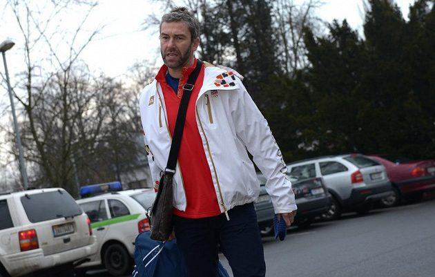 Z hráčů domácí extraligy vyrazil do Soči i liberecký Petr Nedvěd.