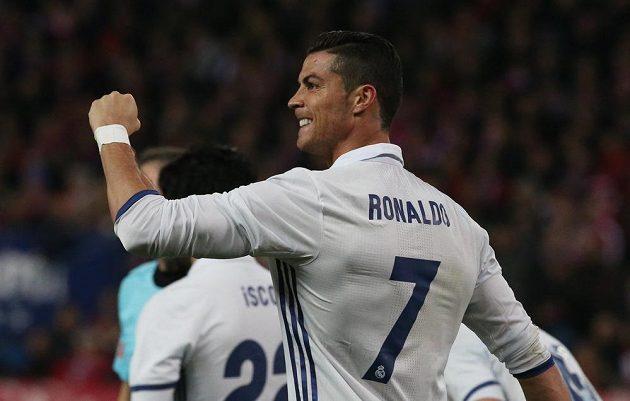 Největší hvězda Realu Madrid Cristiano Ronaldo se vrátila do Lisabonu.
