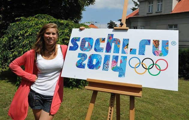 Snowboardistka Eva Samková už vyhlíží zimní olympiádu v Soči.