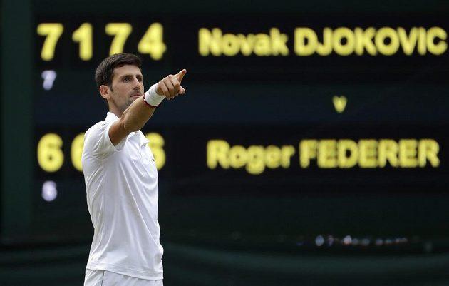 Novak Djokovič obhájil loňský titul z All England Clubu
