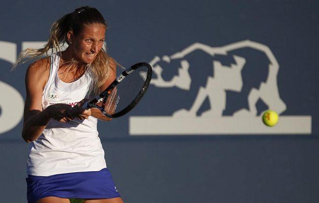 Karolína Plíšková na turnaji ve Stanfordu podlehla Sereně Williamsové.