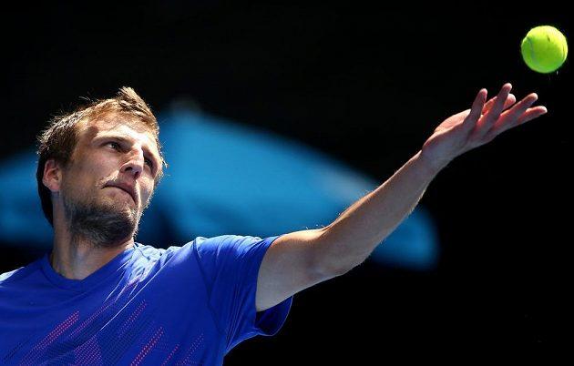 Mirza Bašič na Tomáše Berdycha neměl.