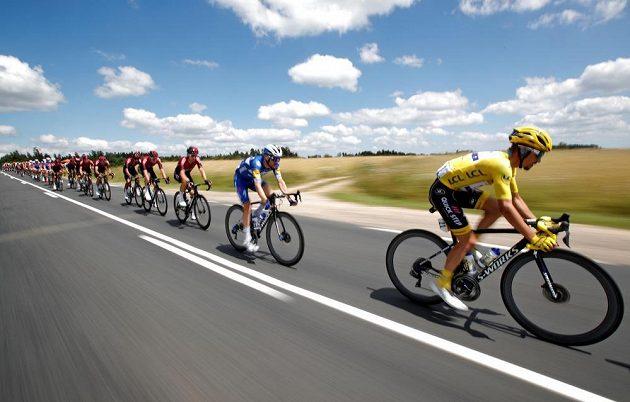 Devátá etapa Tour de France měřila přes 170 kilometrů