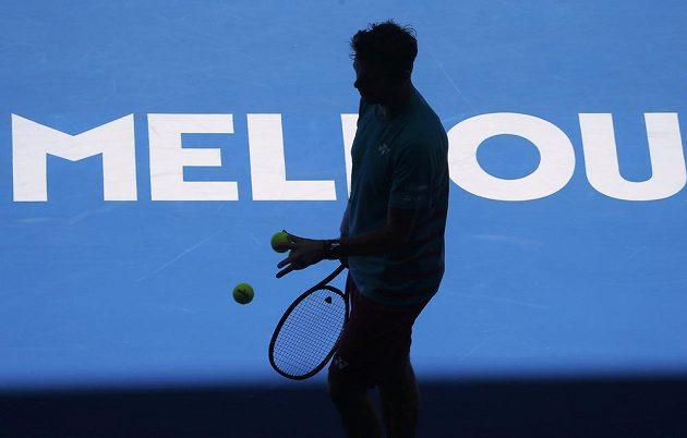 Stan Wawrinka na Australian Open.