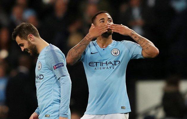 Manchester City svého soupeře nešetřil