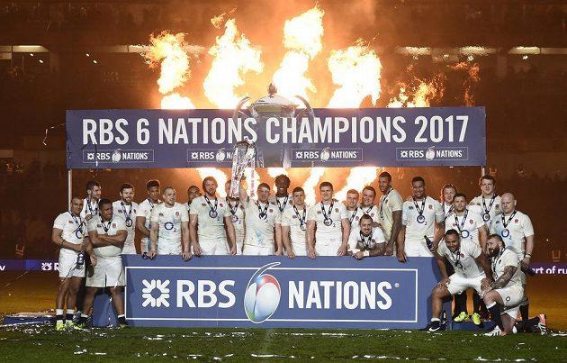 Anglie obhájila loňský triumf.