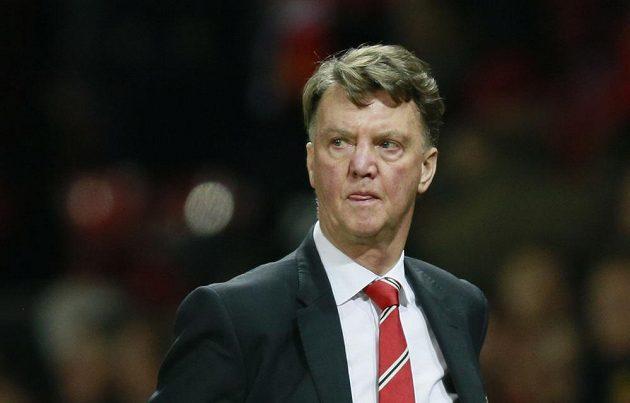 Vydrží Louis van Gaal na lavičce Manchesteru United do konce sezóny?