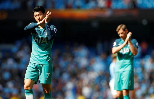 Fotbalisté Tottenhamu na výhru z Ligy mistrů nenavázali