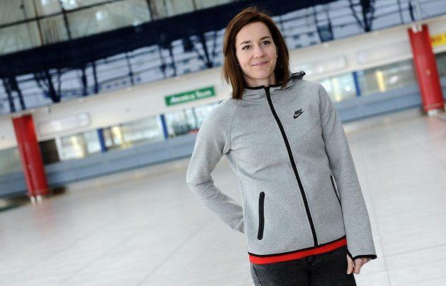 Běžkyně Denisa Rosolová.