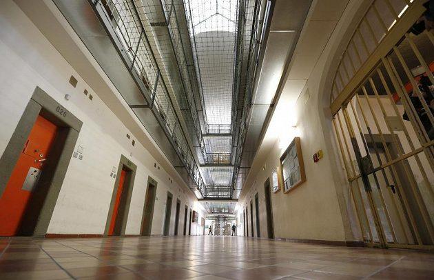 Věznice v Landsbergu.