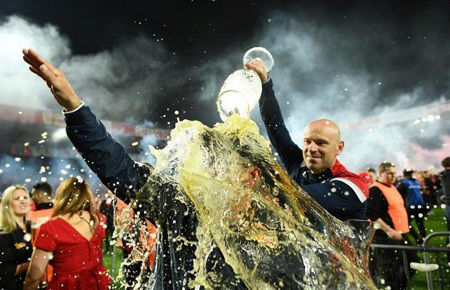 Fotbalisté Unionu Berlín budou hrát poprvé v historii bundesligu