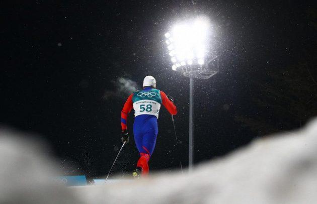 Sítem kvalifikace sprintu běžců na lyžích neprošel ani Aleš Razým.