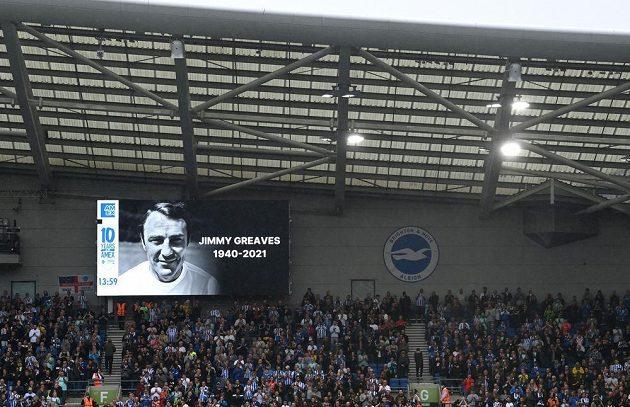 Zemřel jeden z nejslavnějších anglických fotbalových útočníků Jimmy Greaves