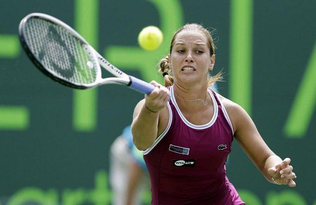 Slovenská tenistka Dominika Cibulková na Serenu Williamsovou nakonec nestačila.