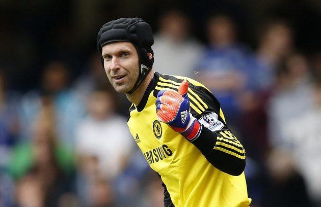 Petr Čech pravděpodobně v posledním zápase za Chelsea.