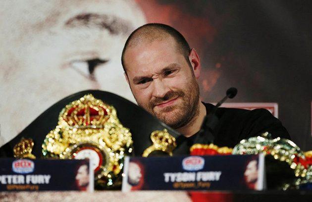 Obhájí Tyson Fury proti Vladimiru Kličkovi své mistrovské pásy?