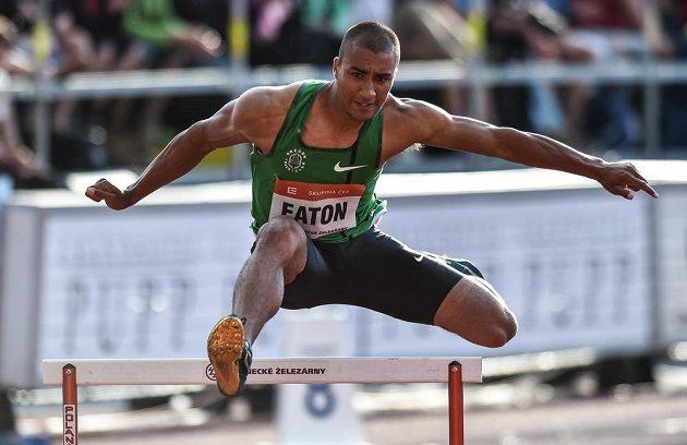 Ashton Eaton.