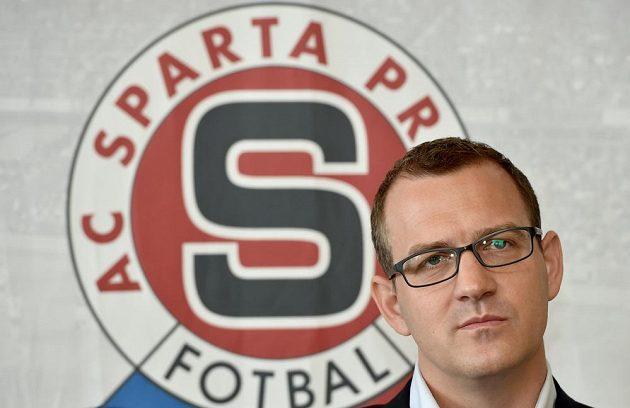 Majitel Sparty Praha Daniel Křetinský.
