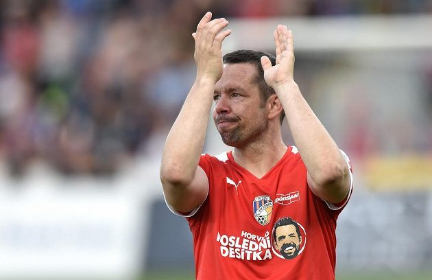Pavel Horváth se loučí v fanoušky Viktorie Plzeň.