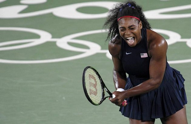 Serena Williamsová může balit kufry, v Riu nečekaně končí i ve dvouhře.