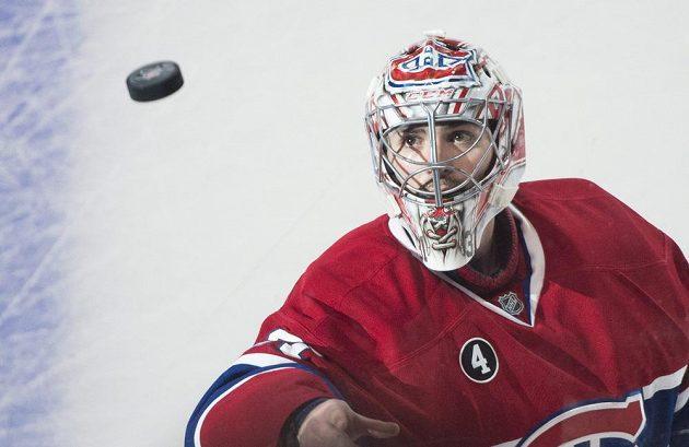 Price v této sezóně patří k tomu nejlepšímu, co nabízí brankářské portfolio NHL. Proti San Jose to kanadský gólman opět potvrdil.